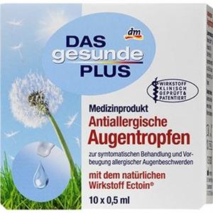Das Gesunde Plus Antiallergén Szemcsepp