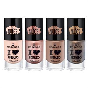 Essence I Love Trends Körömlakk The Nudes