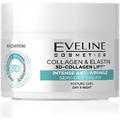 Eveline Cosmetics Kollagén & Elasztin Intenzív Ránctalanító Krém Érett Bőrre