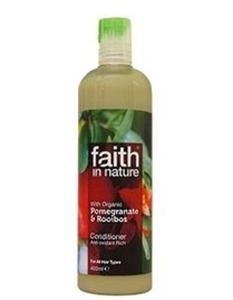 Faith In Nature Gránátalma és Rooibos Kondicionáló