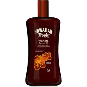 Hawaiian Tropic Kókuszos Önbarnító Olaj
