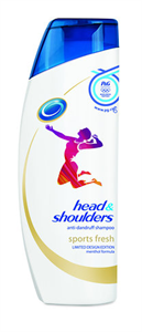 Head & Shoulders Sampon Sports Fresh