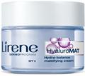 Lirene Hyaluromat Mattító Krém SPF10