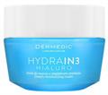 Dermedic Hydrain3 Hialuro Mélyen Hidratáló Krém SPF15