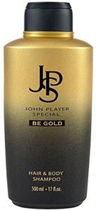 John Player Special Be Gold Hair & Body Sampon
