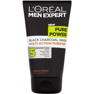L'Oreal Men Expert Pure Power Black Charcoal Wash