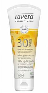 Lavera Sun Sensitive Natúr Naptej Érzékeny Bőrre SPF30