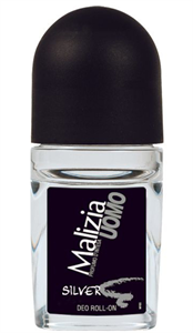 Malizia Uomo Silver Deo Roll-On