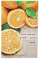 Nature Republic Real Nature Mask Sheet Orange