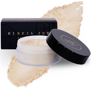 Nikkia Joy Velvet Finishing Powder