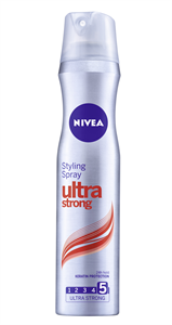 Nivea Styling Spray Ultra Strong