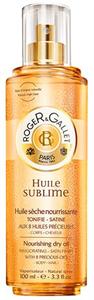 Roger & Gallet Huile Sublime Tápláló Száraz Olaj Testre és Hajra