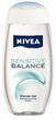Nivea Sensitive Balance Tusfürdő