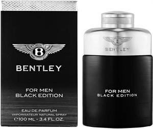 Bentley For Men Black Edition EDP