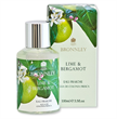 Bronnley Lime & Bergamott Testpermet