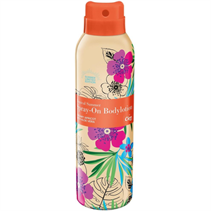 Cien Tropical Summer Spray-On Bodylotion