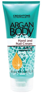Creightons Argan Body Hand and Nail Cream