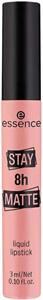 Essence Stay 8H Matte Folyékony Ajakrúzs