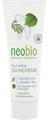 Neobio Fluormentes Fogkrém Bio Varázsmogyoróval és Rozmaringgal