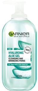Garnier Hyaluronic Aloe Pórusminimalizáló Arclemosó Gél