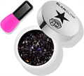 GlamGlow My Little Pony Black Glitter Arcmaszk