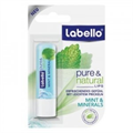 Labello Pure And Natural Mint & Minerals