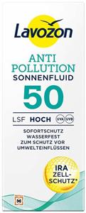 Lavozon Anti Pollution SPF50 Fényvédő