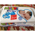 Mylove Baby Wipes Sensitive Babaápoló Kendő