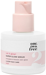 one.two.free! Super Glow Serum