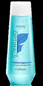 Oriflame Optimals Bőrkiegyensúlyozó Arctonik Normál/Kombinált Bőrre