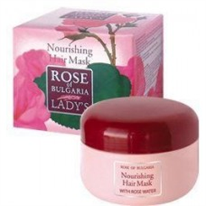 Rose Of Bulgaria Nourishing Hair Mask