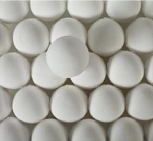 Lush So White Fürdőgolyó