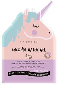 Inuwet Coconut Water Gel Face Mask