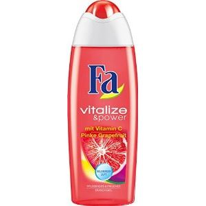 Fa Vitalize&Power Tusfürdő C Vitaminnal és Pink Grapefruittal