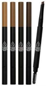 3 Concept Eyes Sharpen Edge Brow Pencil