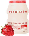 A'PIEU Real Big Yogurt One-Bottle Strawberry