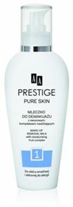 AA Prestige Pure Skin Arcfesték Lemosó Tej Minden Bőrtípusra