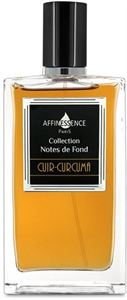 Affinessence Collection Notes De Fond Cuir Curcuma