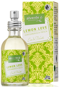 Alverde Lemon Love Eau de Toilette