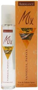 Arrogance Mix Vaniglia, Papaya EDT
