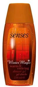 Avon Senses Winter Magic Tusfürdő