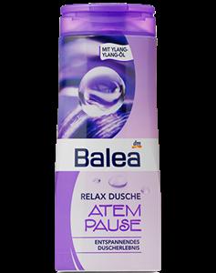 Balea Relax Dusche Atem Pause