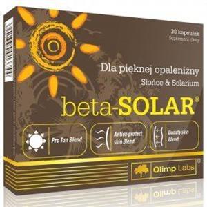 Olimp Labs Beta Solar Napozóvitamin