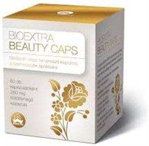 Bioextra Beauty Caps Bőrápoló Kapszula