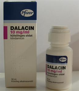 Dalacin 10 Mg/Ml Külsőleges Oldat
