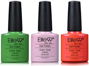 Elite99 Soak-Off Gel Polish