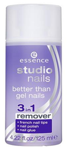 Essence Better Than Gel Nails 3in1 Lemosó