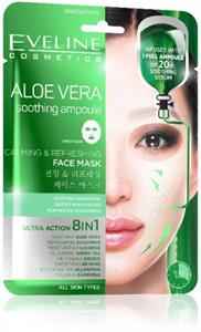 Eveline Cosmetics Aloe Vera Shooting Ampoule Face Mask
