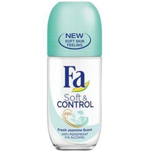 Fa Soft & Control Fresh Jasmine Scent Izzadásgátló Golyós Dezodor