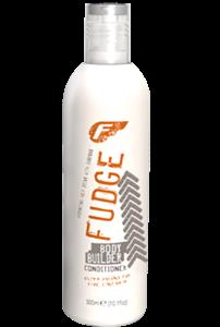 Fudge Body Builder Volumennövelő Kondicionáló Vékonyszálú Hajra